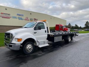 2009 FORD F650 7155347449