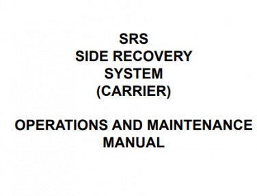 SRS Side Recovery System